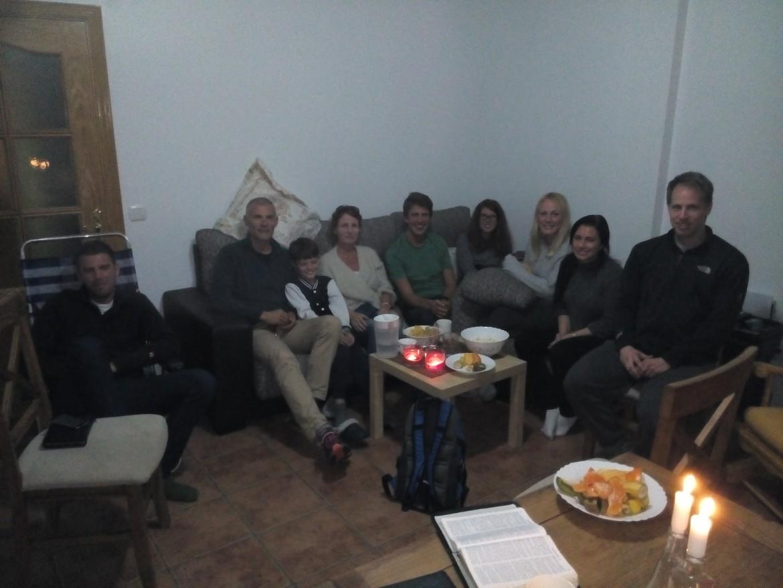 Møte i Teamhuset
