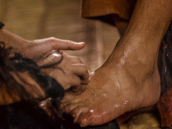 Maria salver Jesus