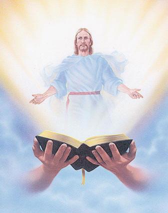 Kristus trer frem i ordet