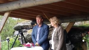 Ingibjørg og Arild Melberg