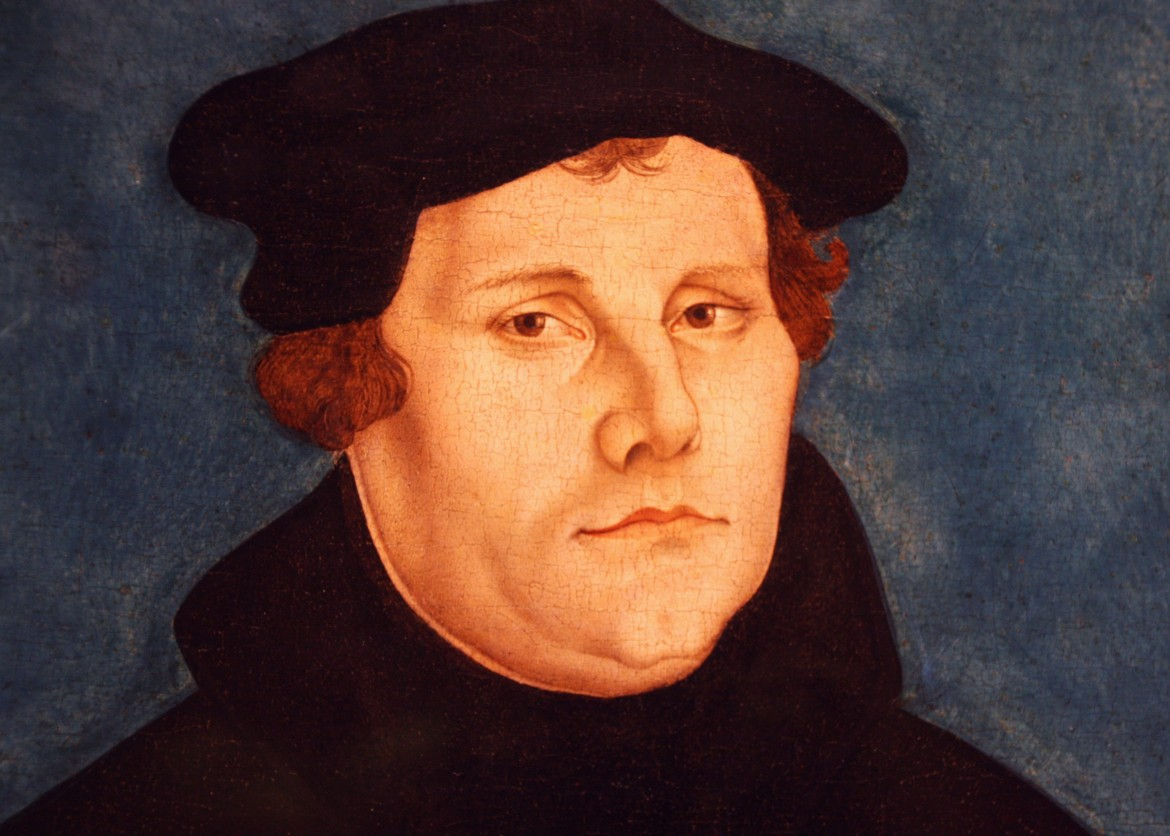 Martin Luther - maleri